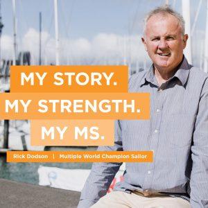 Rick Dodson - Multiple World Champion Sailor